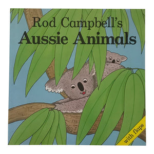 Kids book - Aussie Animals by Rod Campbell