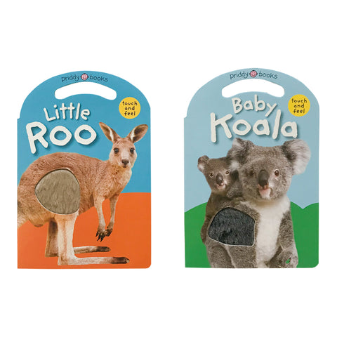 Kids books - Little Roo and Baby Koala