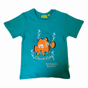 "Kids' t-shirts - clown fish ""Nemo""-Kids t-shirt-Oz About Oz"