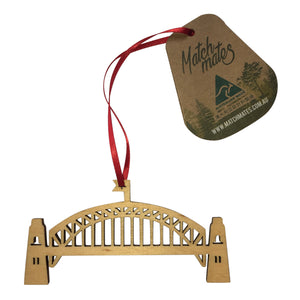 Sydney harbour bridge christmas tree decoration-Christmas decoration-Oz About Oz