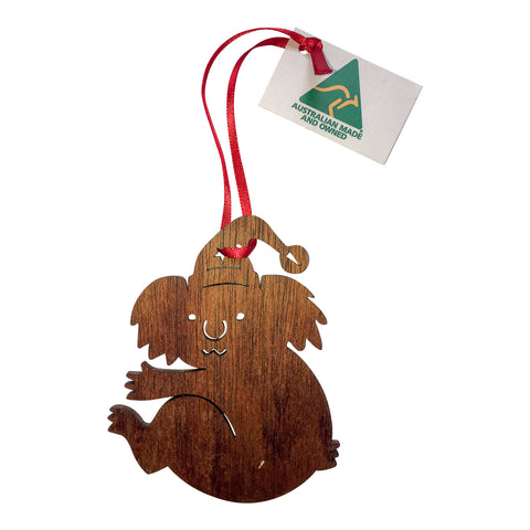 Koala wooden christmas tree decoration-Christmas decoration-Oz About Oz