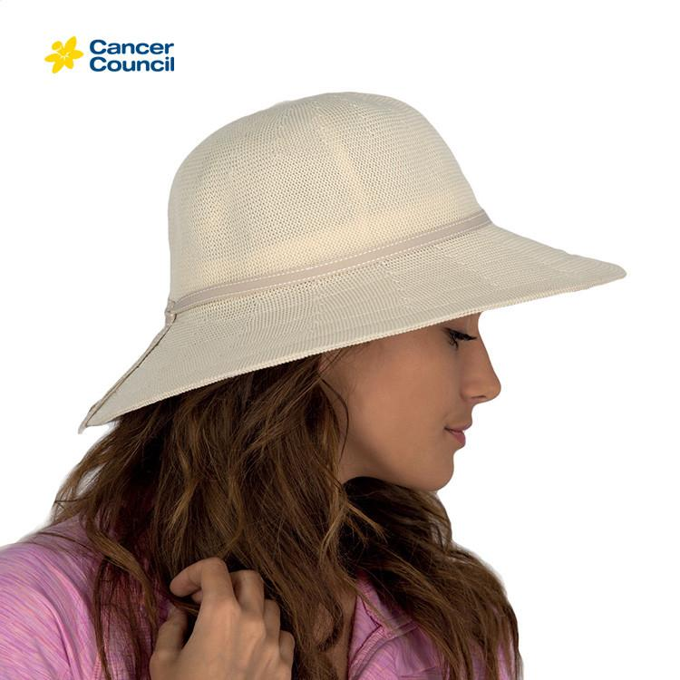 Rigon Hats - Cancer Council – Suzi Capeline Women's Hat (R44L)