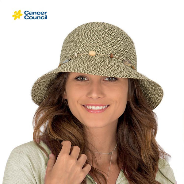 Rigon Hats - Cancer Council Bohemian Bucket Style Hat (RL30)