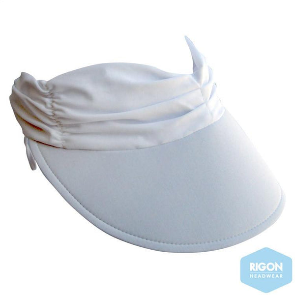 Rigon Hats  - Ladies Calypso Lycra Visor RL732