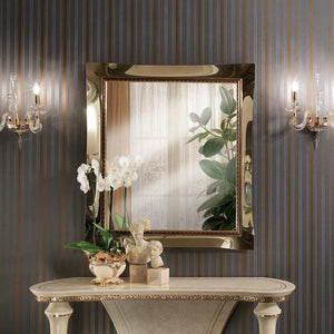 Fantasia Glass Mirror