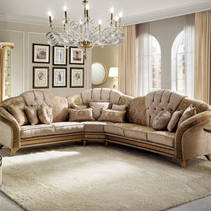Melodia Sectional Sofa
