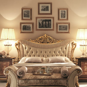 Sinfonia Upholstered Bed