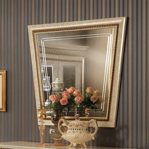 Fantasia Wooden Mirror