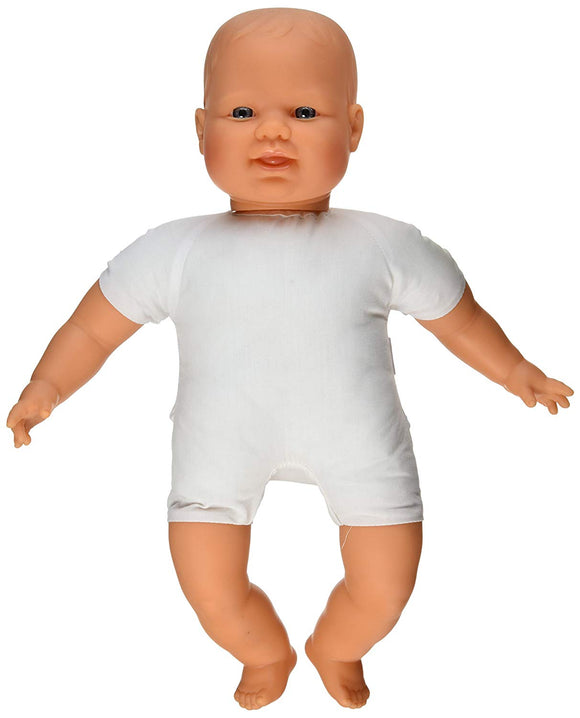 Miniland Doll - 40cm Soft Body Caucasian