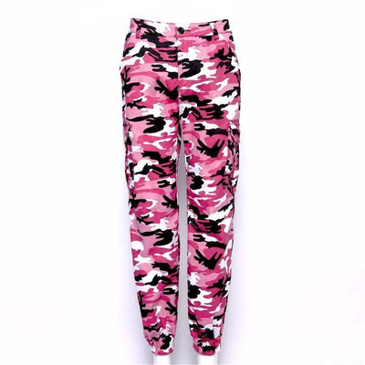 Camo Baggy Trousers