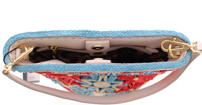 Miss Ingrid multicolor shoulder bag