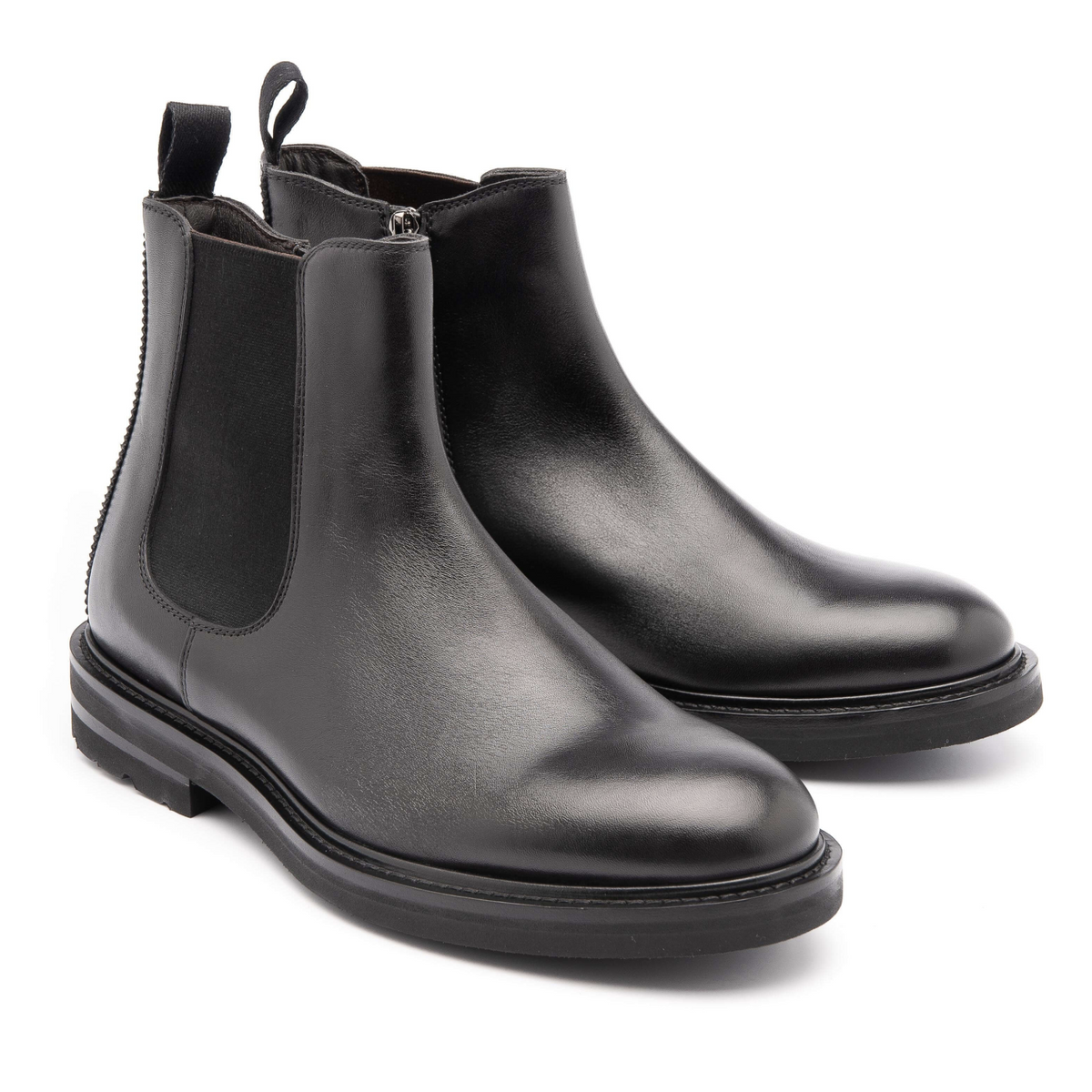 Douglas Leather Boots