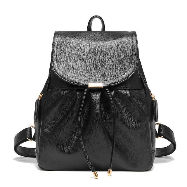 Austera Leather Backpack