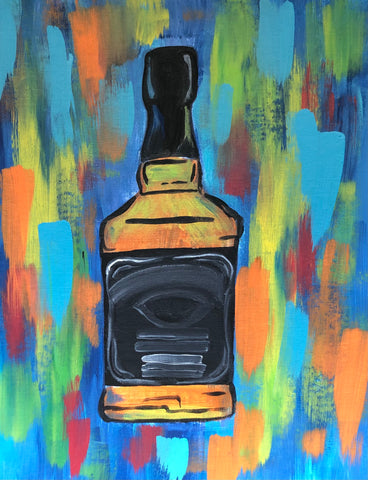 Whiskey Day Paint Party Saturday, Mar 27 @ 2 pm
