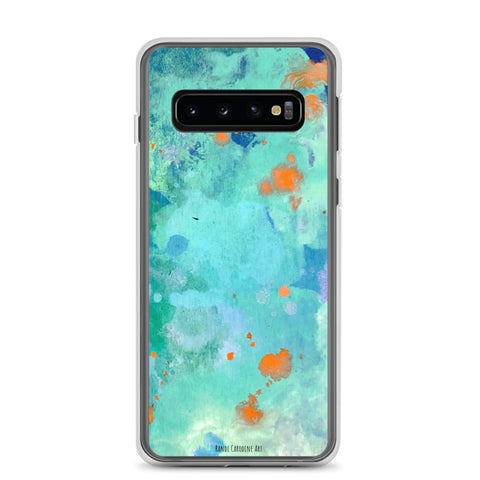 Tropical Vaca Samsung Case