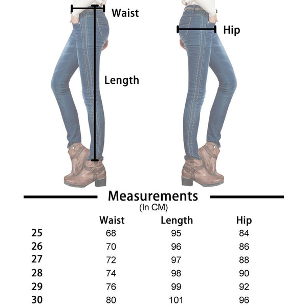 Light Washed Elastic Side Embroidery Long Straight Casual Jeans - elatestore