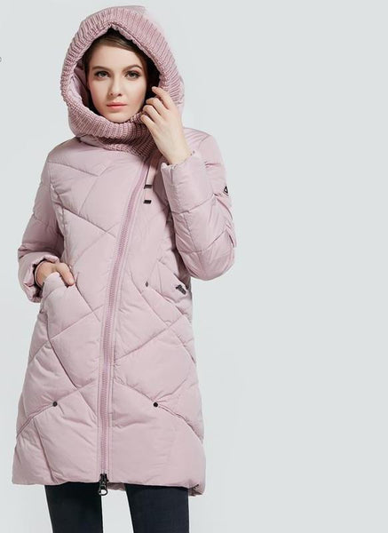Athena Special 2017 New Winter Collection Brand Fashion Bio Down Thick Women Jacket Hooded Women Parkas Coats Plus Size 5XL 6XL - elatestore