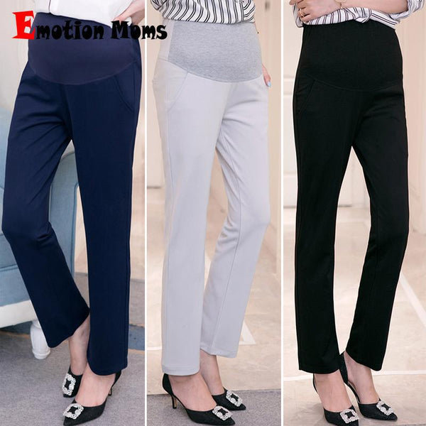 Emotion Moms Maternity Clothes Maternity Pants&Capris pregnancy Pants Maternity trousers For Pregnant Women Pregnancy Pants - elatestore