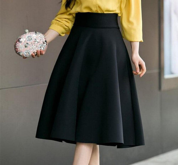 2f11f3ad39 Skirts for Women's | Black Skirts for Women | Elate Store