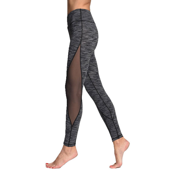 Leggings For Women Yoga Compression Pants Women Sports Gym Tights Woman Sportswear Leggings Sports Fitness Slim Mesh Yoga Pants