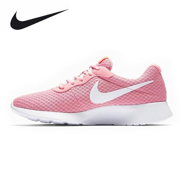 NIKE Tanjun Women's Running Shoes Roshe Run Sneakers Outdoor Female Sneakers 812654-600