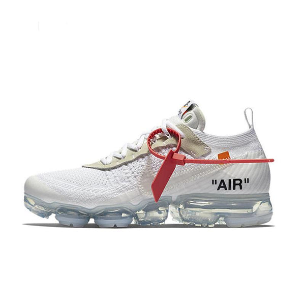 NIKE x Off White VaporMax 2.0 AIR MAX Unisex Running Shoes Footwear Super Light Comfortable Sneakers For Men & Women Shoes
