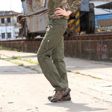 women Pants Slim Cotton Women Casual Loose Pants Thin Pants Ankle Length Overalls Women's Pants & Capris Gk76001-elatestore-elatestore