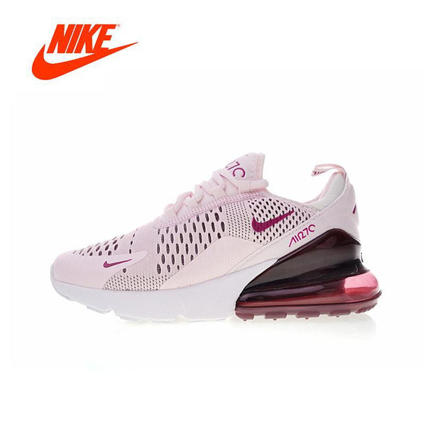 Original New Arrival Authentic NIKE AIR MAX 270 Women's Comfortable Running Shoes Sport Outdoor Sneakers Good Quality AH6789-601