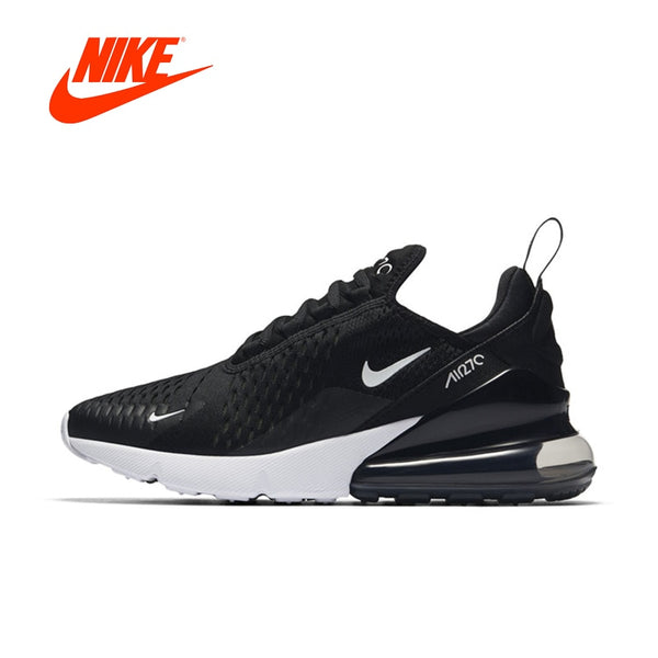 Original New Arrival Authentic Nike Air Max 270 Womens Running Shoes Sneakers Sport Outdoor Comfortable Breathable AH6789-001