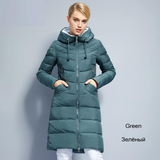 Warm Women's Jacket coat Simple Women Parkas Warm Winter Women's Coat Wadded Down Parkas - elatestore