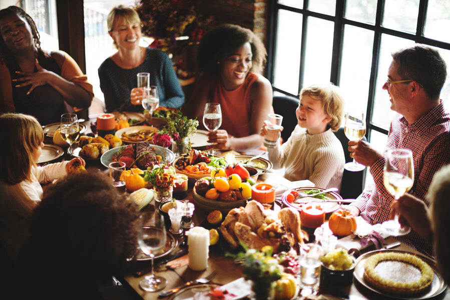 8 Ways to Prevent Holiday Overeating