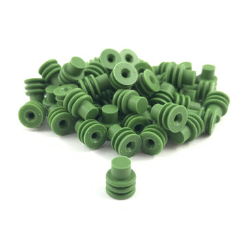 Aptiv (Delphi) 10730124 CTS 280 Series, Green Cavity Plug