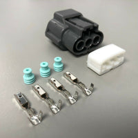 Nissan R35 GTR 3-Pin Ignition Coil Pack Connector Plug Kit VR38