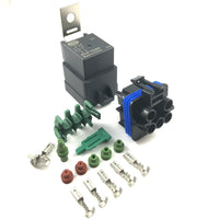 Hella 35A Sealed Relay w/ 5-Pin Connector Kit