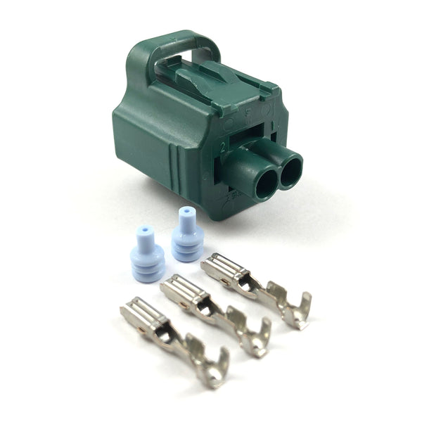 Toyota Lexus 90980-10737 2-Pin Water Temperature Connector Plug Kit
