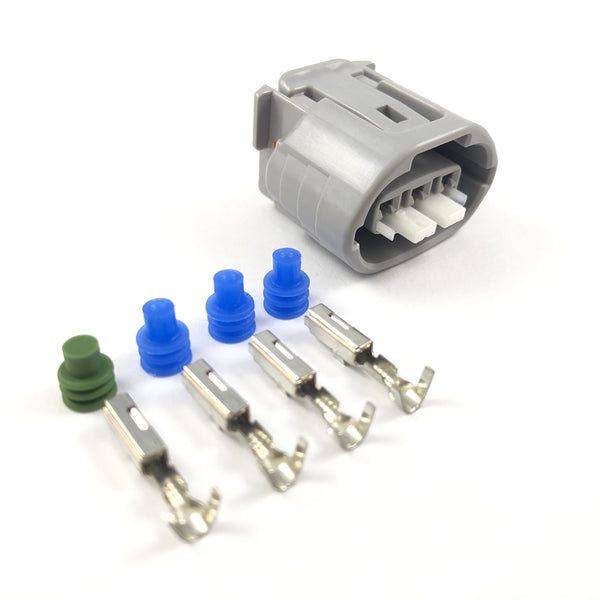 Lexus GS300 2JZ-GE 3-Pin Oval Alternator Connector Plug Kit