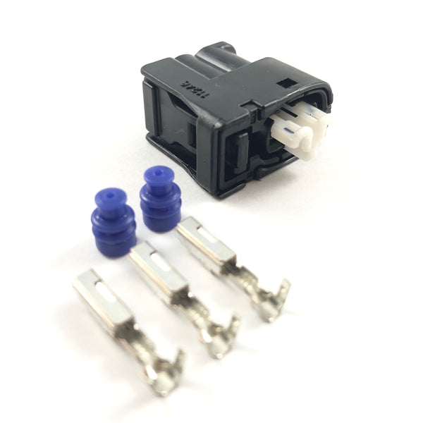 Lexus IS300 2JZ-GE 2-Pin Ignition Coil Pack Connector Plug Kit