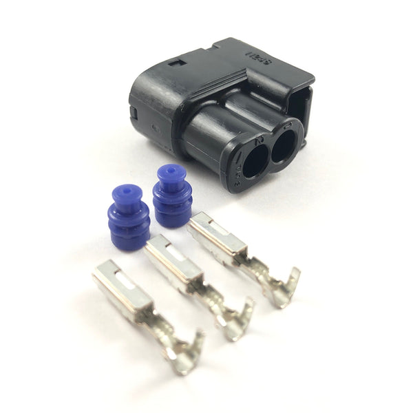Toyota 1JZ-GE 1JZ-GTE 2-Pin Ignition Coil Pack Connector Plug Kit