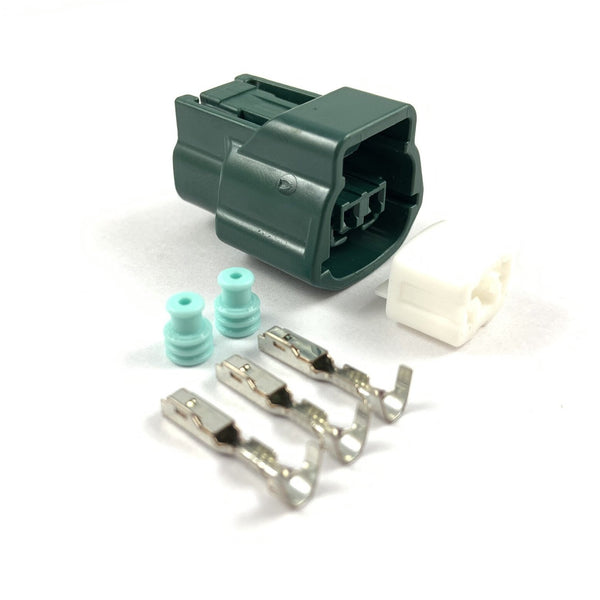 Nissan 2-Pin Variable Cam Timing (VCT) Connector Plug Kit