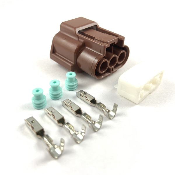 Nissan SR20 3-Pin Throttle Position Sensor (TPS) Connector Plug Kit