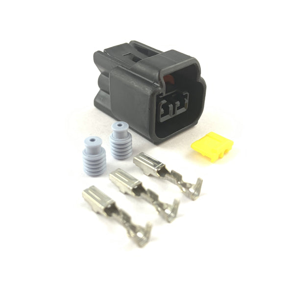Ford V8 Modular Motor 2-Pin Cam Angle Sensor Connector Plug Kit