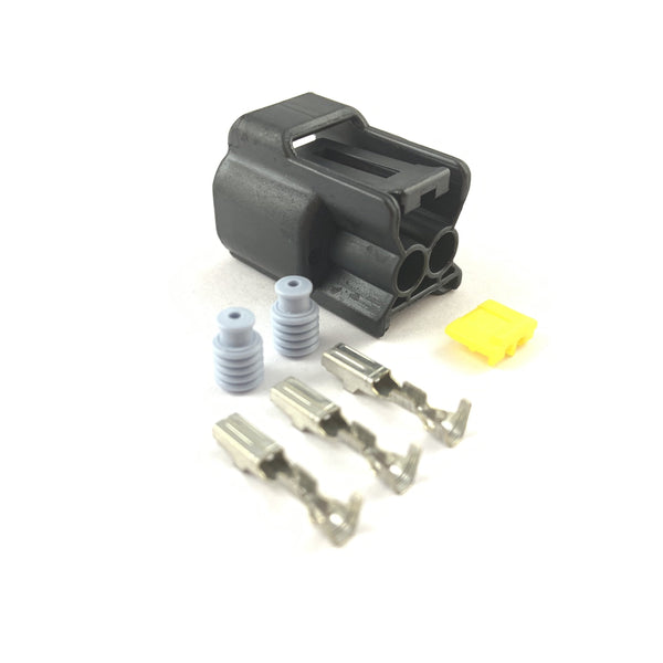 Ford V8 Modular Motor 2-Pin Ignition Coil Connector Plug Kit