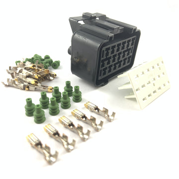 M&W 18-Pin CDI Ignition Connector Plug Kit Pro-10 Pro-12 Pro-14 Pro-Drag