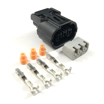 Honda K-Series K20 3-Pin Crank Position Sensor Connector Plug Clip Kit