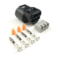 Honda K-Series K24 3-Pin MAP Manifold Pressure Sensor Connector Plug Clip Kit