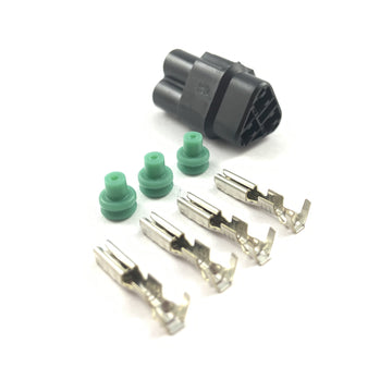 Suzuki 3-Pin Throttle Position Sensor TPS Connector Plug Kit