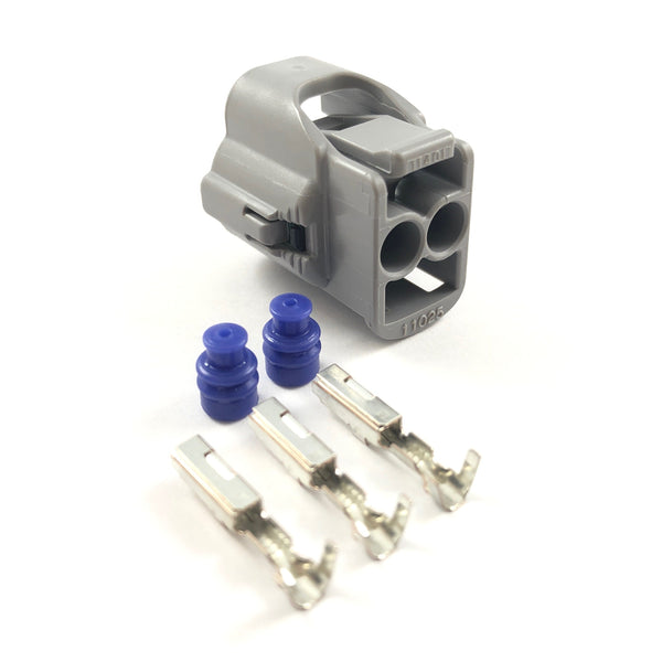 Honda K-Series 2-Pin Reverse Light Switch Connector Plug Clip Kit K20 K24