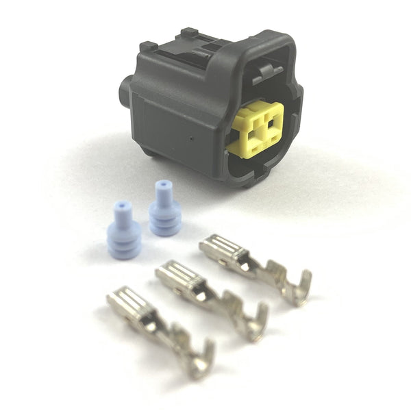 Toyota Lexus Scion 2-Pin SSC Position Connector Plug Clip Kit 90980-10734