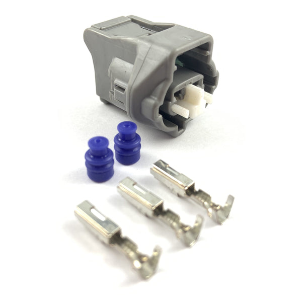 Toyota Lexus 90980-11235 2-Pin Water Coolant Temp Switch Connector Plug Kit