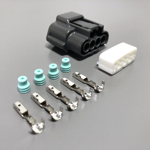 Nissan 300ZX VG30DETT 4-Pin Crank Position Sensor Connector Plug Kit